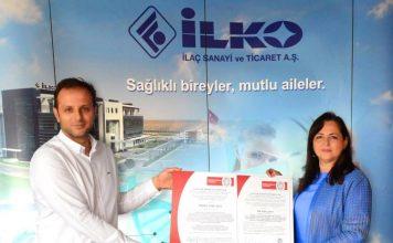 İLKO İlaç, kişisel bilgilerin gizliliği, bütünlüğü ve erişilebilirliğini uluslararası standartlarda belirleyen BS 10012 Veri Koruma Kişisel Bilgi Yönetim Sistemi ve ISO 27001 Bilgi Güvenliği Yönetim Sistemi belgelerinin her ikisini birlikte almaya hak kazandı. Türkiye'de bu belgelere sahip ikinci kurum, ilaç sektöründe ilk ve tek şirket İLKO İlaç oldu. Tüm Haber detayları için Patron Haber'i tıklayınız.