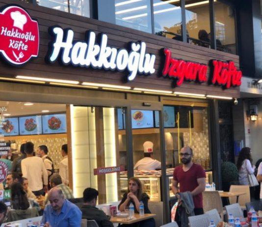 Harun Tülübaş'ın yeni markası; Hakkıoğlu Izgara Köfte!..